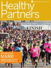 SGHS Healthy Partners Magazine Winter 2016 Edition